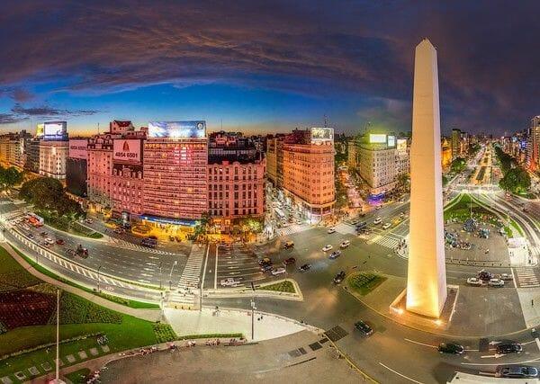 Utazásszervezés és közvetítés Dél-Amerika